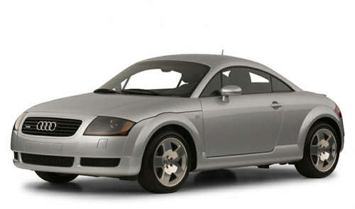 2001 Audi TT Specs, Trims & Colors | Cars com