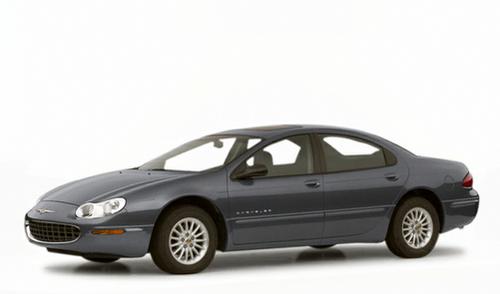 2001 Chrysler Concorde