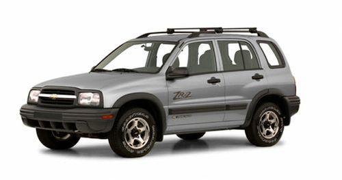 2001 Chevrolet Tracker Trim Levels & Configurations | Cars com