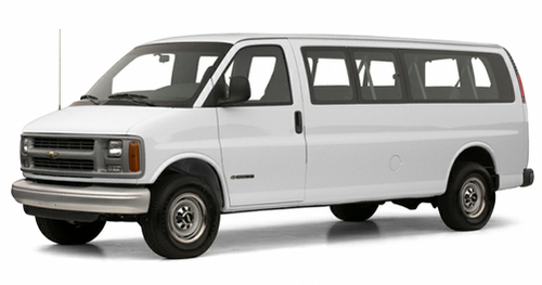2001 Chevrolet Express Lt Specs Towing Capacity Payload Capacity