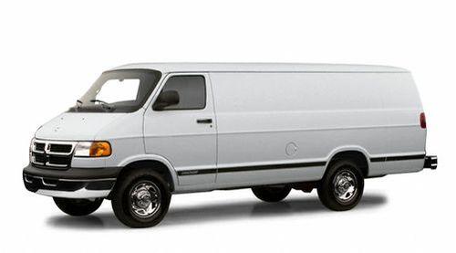 2001 Dodge Ram Van 3500