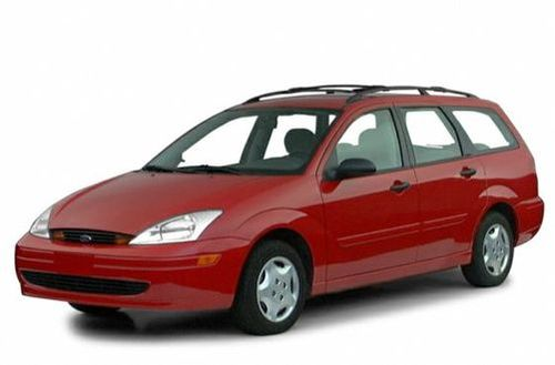 2001 Ford Focus Recalls