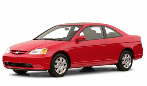 Honda Civic 2001 Lx Specs Trims Colors