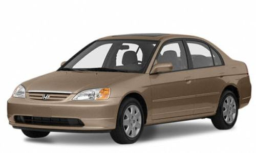 2001 Honda Civic Recalls
