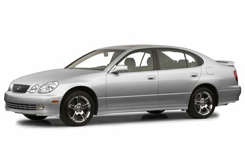 2001 Lexus GS 430