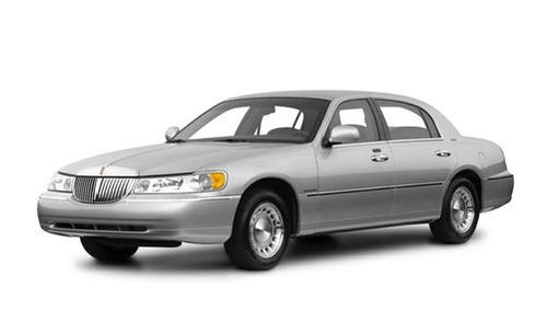 2001 Lincoln Continental Expert Reviews, Specs and Photos