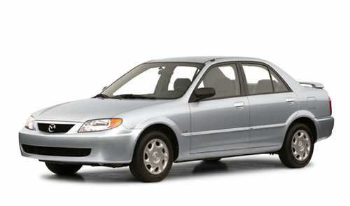 Wondering Which Configuration Is Right For You Our 2001 Mazda Protege