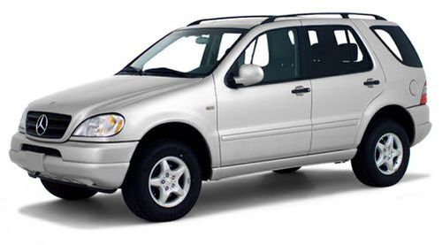 2001 mercedes ml320 gallery for 2001 mercedes benz ml320
