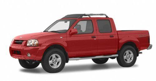 2001 Nissan Frontier Recalls