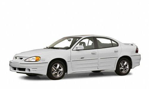 2001 pontiac grand am manual