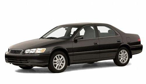 2001 Toyota Camry Trim Levels Configurations Carscom