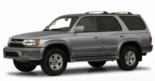2001 Toyota 4Runner 4dr 4x4