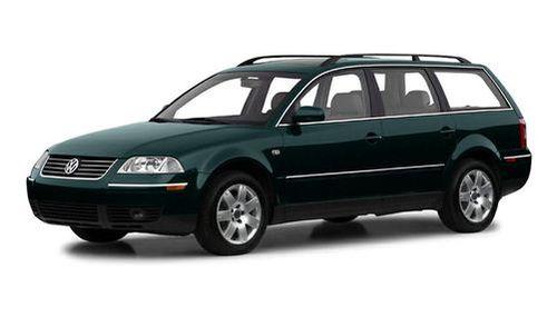 2001 Volkswagen Passat 4dr FWD Station Wagon
