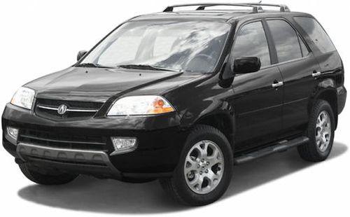 2002 Acura MDX Recalls | Cars.com