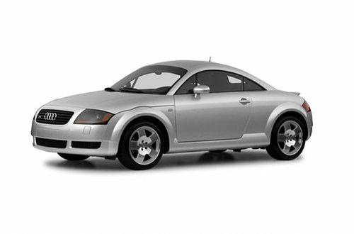 2002 Audi TT 2dr AWD Quattro Coupe