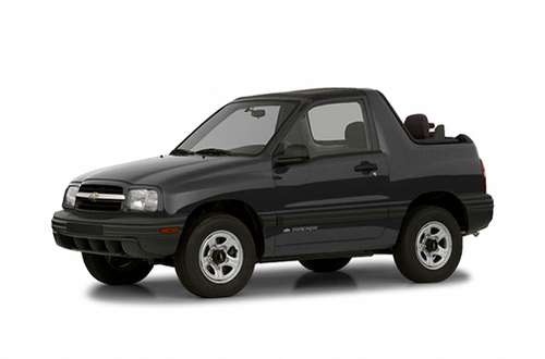 2002 Chevrolet Tracker Specs Towing Capacity Payload Capacity Colors Cars Com