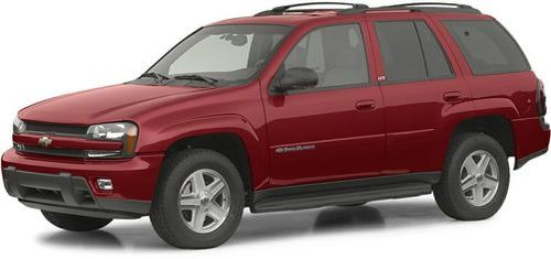 2002 Chevrolet Trailblazer Recalls