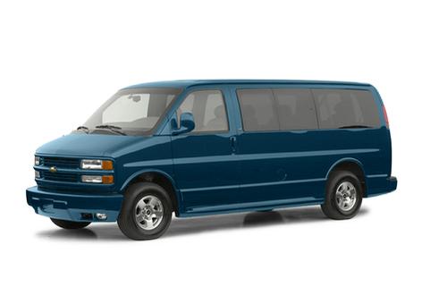 2002 Chevrolet Express 1500