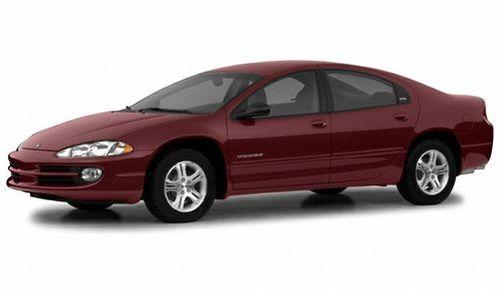 2002 Dodge Intrepid 4dr Sedan