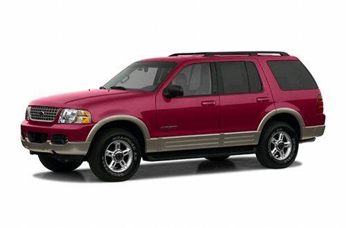 2002 Ford Explorer Vs 2002 Oldsmobile Bravada Cars Com
