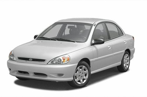 2002 Kia Rio Specs  Pictures  Trims  Colors