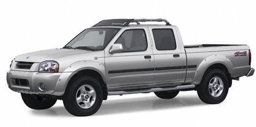 2002 Nissan Frontier Recalls