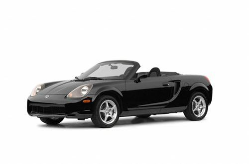 2002 Toyota MR2 Spyder 2dr Convertible