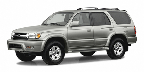 2002 toyota 4runner expert reviews specs and photos. Black Bedroom Furniture Sets. Home Design Ideas