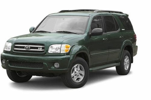 2006 toyota sequoia owners manual