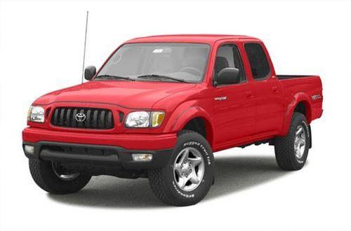 2002 Toyota Tacoma Recalls | Cars.com