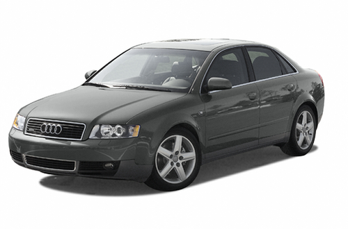 2003 Audi A4 Overview Cars Com