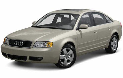 2003 Audi A6 Recalls