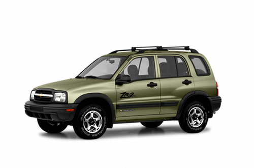 2002 chevy tracker manual transmission