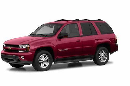 2003 Chevrolet Trailblazer Recalls