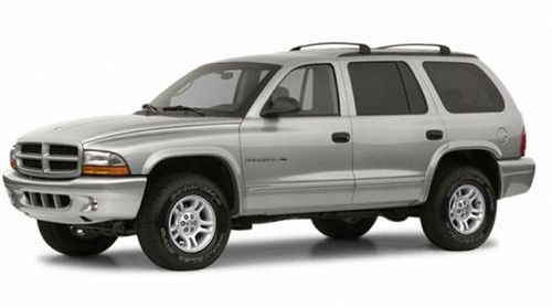 2003 Dodge Durango Recalls