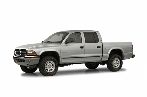2003 dodge dakota value