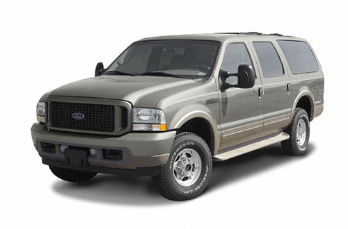 2003 ford excursion expert reviews specs and photos. Black Bedroom Furniture Sets. Home Design Ideas