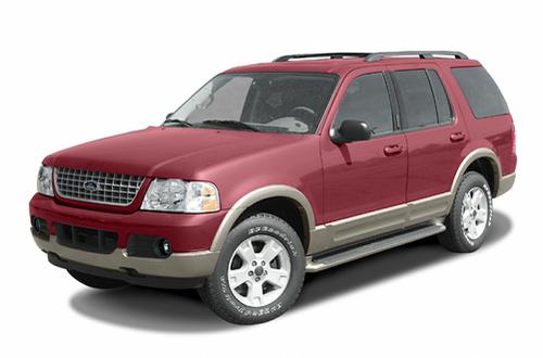 2003 ford explorer expert reviews specs and photos cars 2003 ford explorer publicscrutiny Choice Image