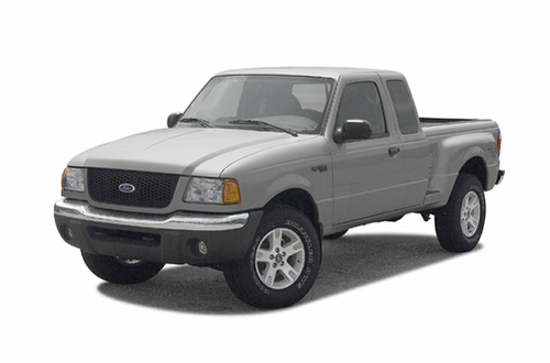 2003 Ford Ranger Overview Cars Com