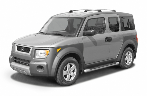 2003 honda element expert reviews specs and photos. Black Bedroom Furniture Sets. Home Design Ideas