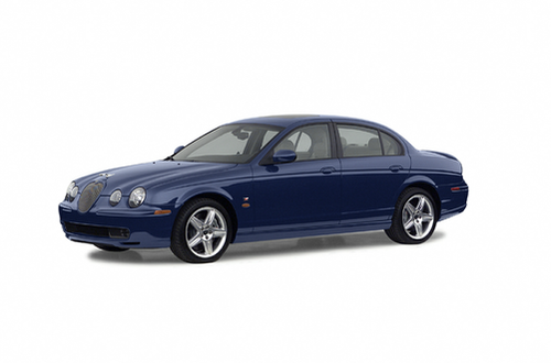 2003 jaguar s type specs