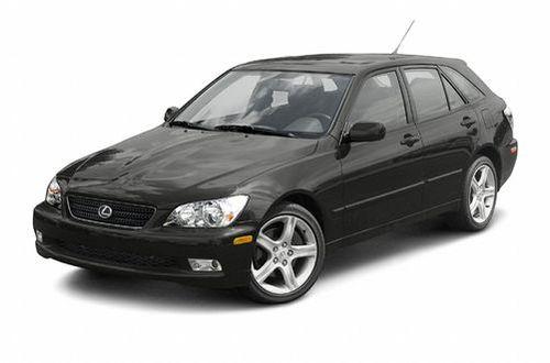 03 2003 Lexus IS300//IS 300 owners manual