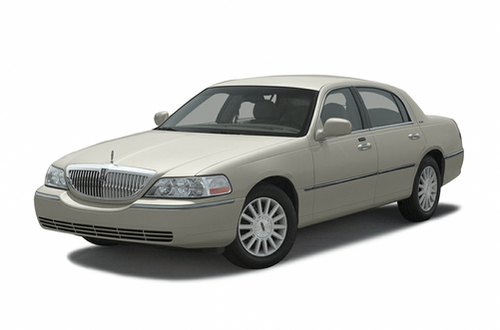 2003 Lincoln Town Car Expert Reviews Specs And Photos Cars Com