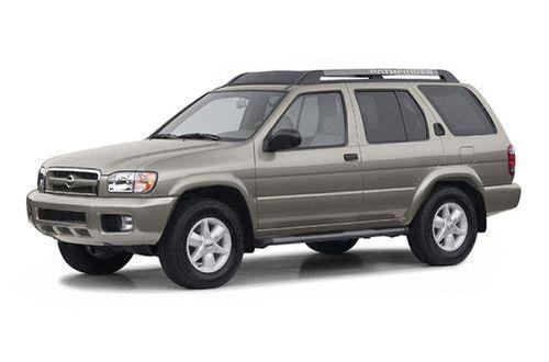 2003 Nissan Pathfinder 4x4
