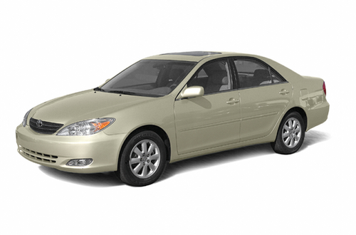 2003 toyota camry overview. Black Bedroom Furniture Sets. Home Design Ideas