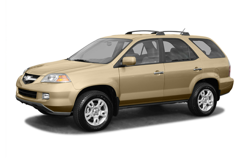 2004 Acura MDX Specs Pictures Trims Colors  Carscom