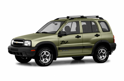 Chevrolet Tracker Sport Utility Models Price Specs Reviews