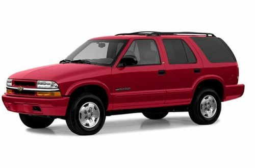 2004 Chevrolet Blazer Recalls There Is Curly 1 Recall For Your Vehicle