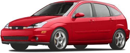 2004 Ford Focus Recalls