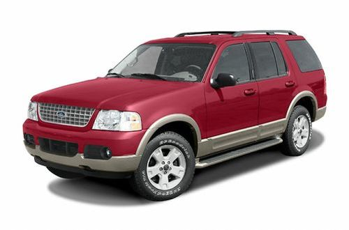 2004 Ford Explorer Re S